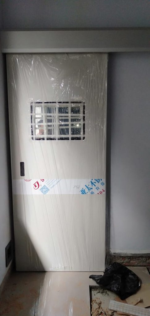 Pintu Hermetic Dengan Safety Sensor Berkualitas