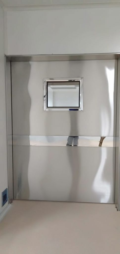 Jasa Pembuatan Pintu Hermetic Otomatis Berkualitas di Asahan
