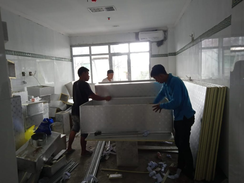 Jasa Instalasi HVAC Terpercaya di Banggai Kepulauan