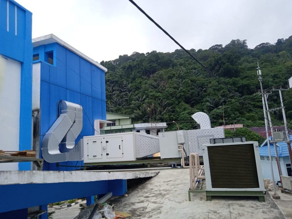 Jasa Instalasi HVAC Terpercaya di Tangerang Selatan