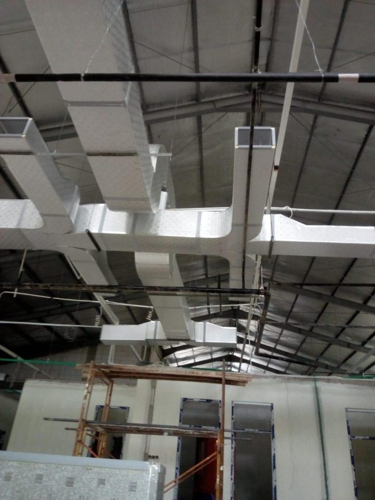 Jasa Instalasi HVAC Terbaik di Intan Jaya