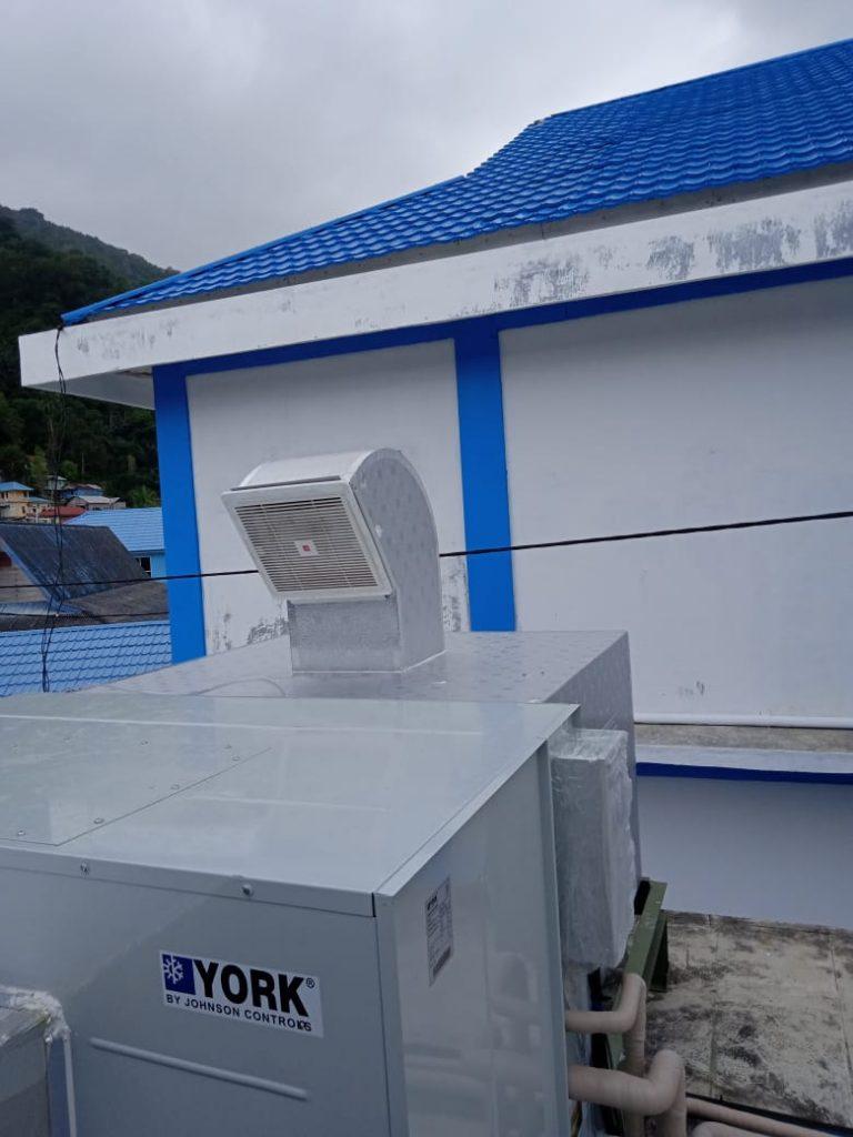 Jasa Instalasi HVAC Terpercaya di Tarakan